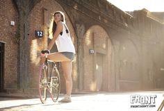 Bicycle Girl, Sexy, My Love, Sports, Oui, Parfait, Beautiful, Magazine, Girls