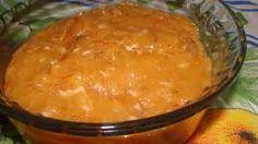 Comidas e bebidas tipicas do Mato grosso do sul:  caldo de piranha
