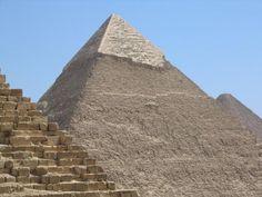 Pyramids Of Giza, Building, Travel, Viajes, Buildings, Destinations, Traveling, Trips, Construction