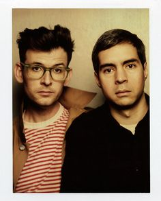 Moshe Kasher & Brent Weinbach ~ The Super Serious Show | Mandee Johnson