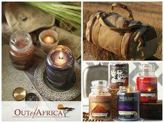 7 Beste Afbeeldingen Van Yankee Candle Out Of Africa Collection