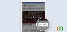 Facebook'un ''Bağış Yap'' butonu Avrupa'ya geliyor Devamı; http://www.rellablog.com/facebookun-bagis-yap-butonu-avrupaya-geliyor/ #Rellamedya #Teknoloji #Facebook
