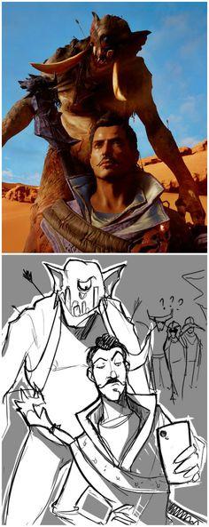 oh, Dorian. xD