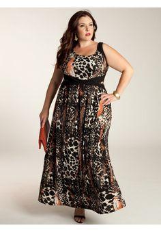 Ilana Maxi Dress   Plus Size Maxi Dresses   OneStopPlus