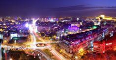 Bukarest by night