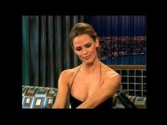 Conan corrects Jennifer Garner - YouTube How I feel when I correct someone's grammar this is the laugh I have!!!!!!!!!
