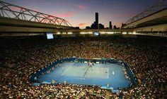 Rod Laver Arena, Melbourne.
