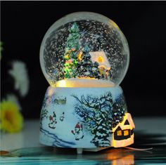 Image result for snow globe