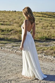 Vestidos para novias hippies: Grace Loves Lace