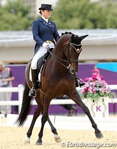 Bates advocate, Belgian Olympian Claudia Fassaert has retired her number one Grand Prix horse Donnerfee from competition sport. The 15-year old Oldenburg mare has retired to her breeder and will begin a new life as brood mare.