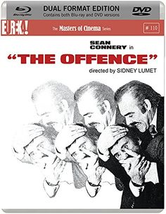 The Offence - Blu-Ray/DVD (Masters of Cinema Region B/2) Release Date: April 20, 2015 (Amazon U.K.)