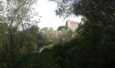 Serra d'Irta - Castillo de Pulpis en Santa Magdalena de Pulpis (Castellón)