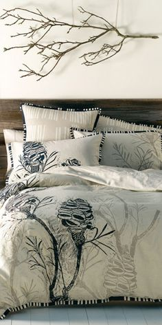 From Bondville - a new Australian textile design label Cloth Fabric
