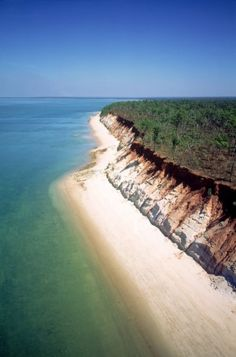 Australia's best island holidays: Top 20 island escapes.  (Pictured: Melville Island, Northern Territory. Together with its neighbour, Bathurst Island, Melville Island forms the Tiwi Islands, known for the locals' beautiful art and traditional lifestyle, as well as superb fishing).