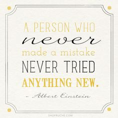 Try something new. #rulestoliveby