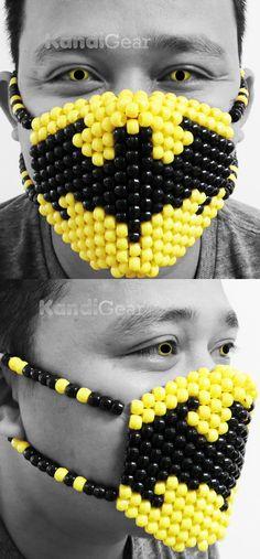 Batman Kandi Mask
