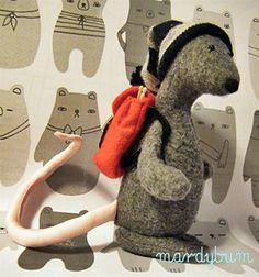 Lalki z pomysłem - handmade - Weranda Country