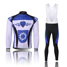 (Express Shipping)(Type Set size L) Jerseys vest 2015 Jersey permance  Cycling Long Fashion Men windbreaker breathable Sleeve For perspiration 238c4870f
