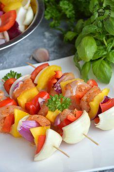 Food Hacks, Fruit Salad, Cantaloupe, Bbq, Food And Drink, Ethnic Recipes, Impreza, Gastronomia, Diet