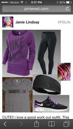 9e246fd47216b Workout outfit head to toe