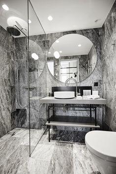 Nobis Hotel Copenhagen - Renovation & Redesign by Wingardhs