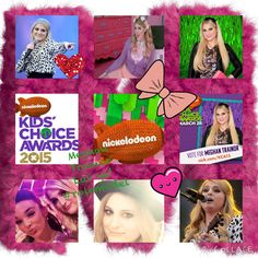 Meghan Trainor at the Kids Choice Awards #KCA #beauty By: @CoolKC