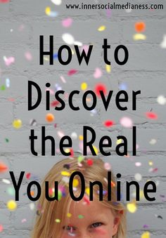 How To Discover the Real You Online - I know that's a tough one for small business owners to wrap their heads around how to be true to themselves when they're trying to find their way in social media. So how does this work? How do you learn how to be what Dr Suess would call, the real Youer than You? via @penneyfox