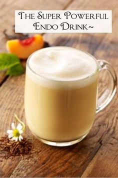 With one simple drink each day, we can provide our bodies with a powerhouse of herbs and nutrients. This super drink for endometriosis fits the bill!