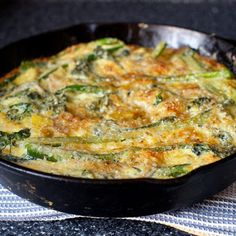frittata potato and broccolini frittata potato frittata broccolini and ...