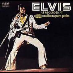 Elvis Presley - As Recorded At Madison.. LP Record Album On Vinyl