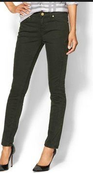 Sanctuary Clothing Skinny Jeans green corduroy 28 31 new $80