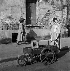 Paris 1957   Photo Batallón, Philippe