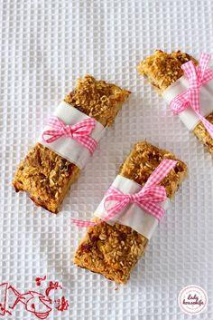 Batoniki z resztek z sokowirówki Food Ideas, Diet