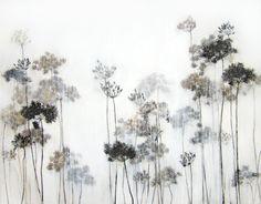 henrik simonsen, oil and charcoal on canvas