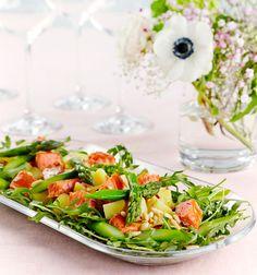 Savulohi-perunasalaatti | Kodin juhlat | Pirkka
