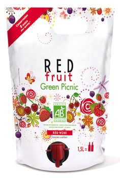 Organic wines in stand-up pouch are 'uncorked' | Greener Package