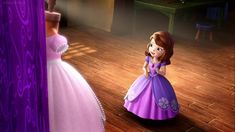 """""""Sofia the First"""" Forever Royal (TV Episode on IMDb: Movies, TV, Celebs, and more. Sofia The First Cartoon, Sofia The First Characters, Princess Sofia The First, Disney Cartoon Characters, Cartoon Fan, Disney Cartoons, Disney Jr, Disney Junior, Princes Sofia"""