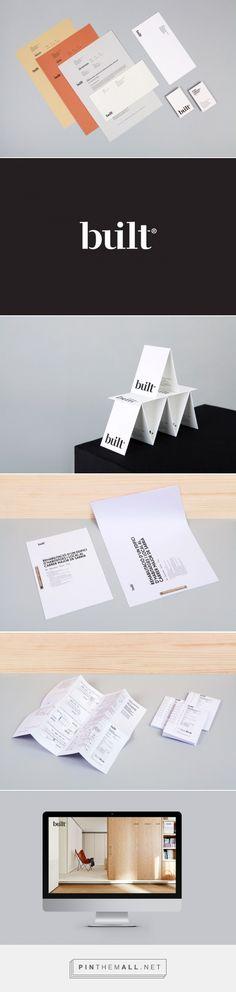 Built - Branding / Identity / Design