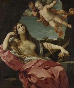 Maria Magdalena, copy after Guido Reni, 1627 - 1720
