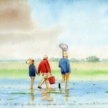 theme arcachon,aquarelle,watercolor ,Bordeaux, Henri De Toulouse Lautrec, Bordeaux, Painting, Art, Craft Art, Bordeaux Wine, Paintings, Kunst, Gcse Art