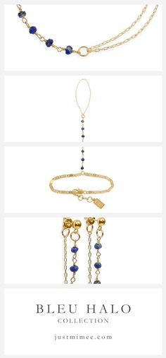 An edge take on boho chic jewelry