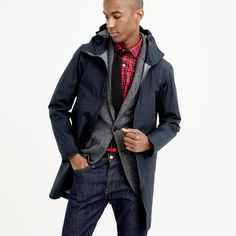 Arc'teryx® Veilance Monitor LT coat : J.Crew in good company | J.Crew