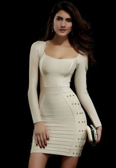 57cbf895a9f 11 Best Bandage Dress images in 2014 | Cheap dresses, Bandage ...