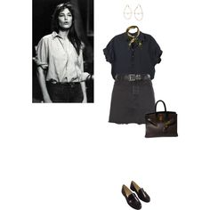 Untitled #963 by mywayoflife on Polyvore featuring moda, Xirena, New Look, Chanel, Hermès and Julie Wolfe