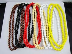 Chain Wood Beads Rosary Necklace //Price: $8.99 & FREE Shipping // Wholesale-Star    #Buying   #LadiesFashion