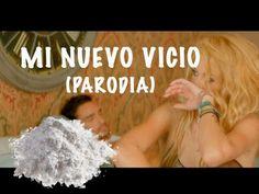 Eres mi nuevo vicio. Parodia - Cover - Version by El Marpe #cover #music #cancion #paulina #rubio #vicio