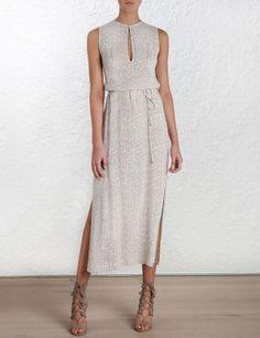 Arcadia Teardrop Dress
