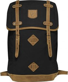 online shopping for Fjallraven - Rucksack No. 21 Large Backpack, Fits 17 Laptops from top store. See new offer for Fjallraven - Rucksack No. Wood Fellas, Vintage Backpacks, Seat Pads, Hiking Backpack, Snapback Cap, Large Black, Leather Backpack, Leather Bags, Unisex