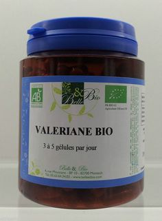 Belle et bio valériane biologique x 200 gélules in Beauté, bien-être, relaxation | eBay