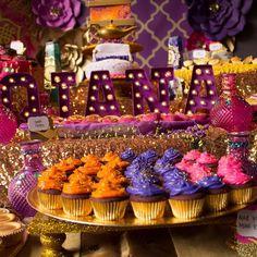Arabian Nights Birthday Party Ideas   Photo 1 of 14   Catch My Party